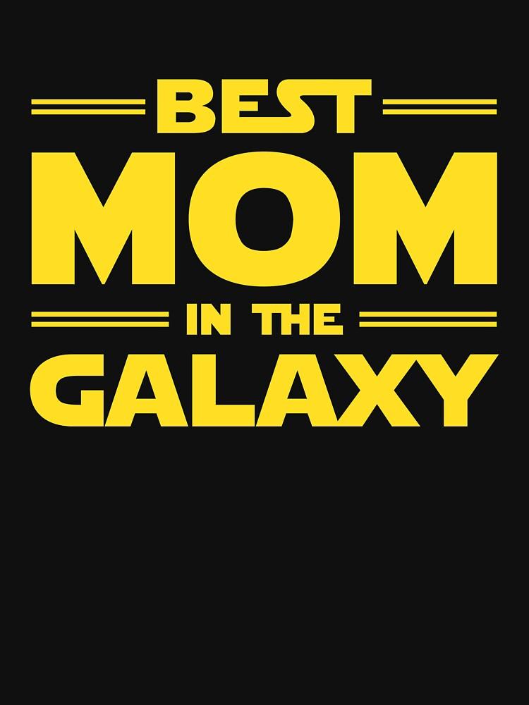 Best Mom in The Galaxy by redscarf