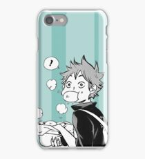 Hinata Meat Buns iPhone Case/Skin