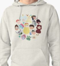 Star vs. the Forces of Evil Characters Pullover Hoodie