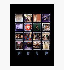 Pulp - Disco 2000 Photographic Print
