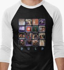 Pulp - Disco 2000 Men's Baseball ¾ T-Shirt