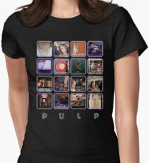 Pulp - Disco 2000 Women's Fitted T-Shirt