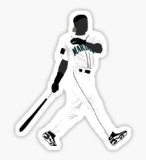 Griffey Jr. Sticker