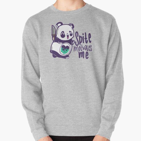 Spite Motivates Me Pullover Sweatshirt