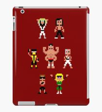 Tiny Kombat iPad Case/Skin