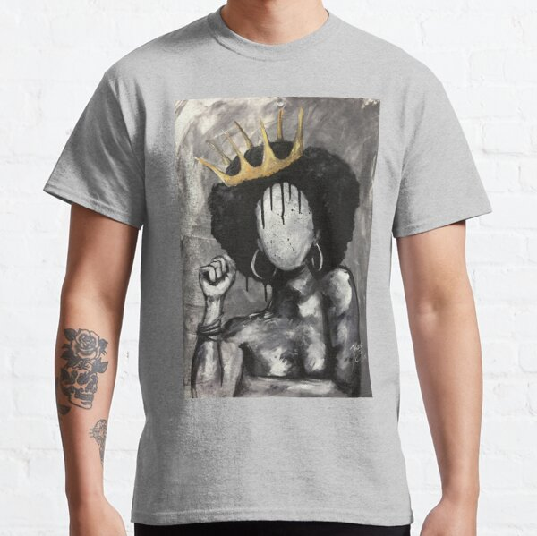 Naturally Queen Classic T-Shirt