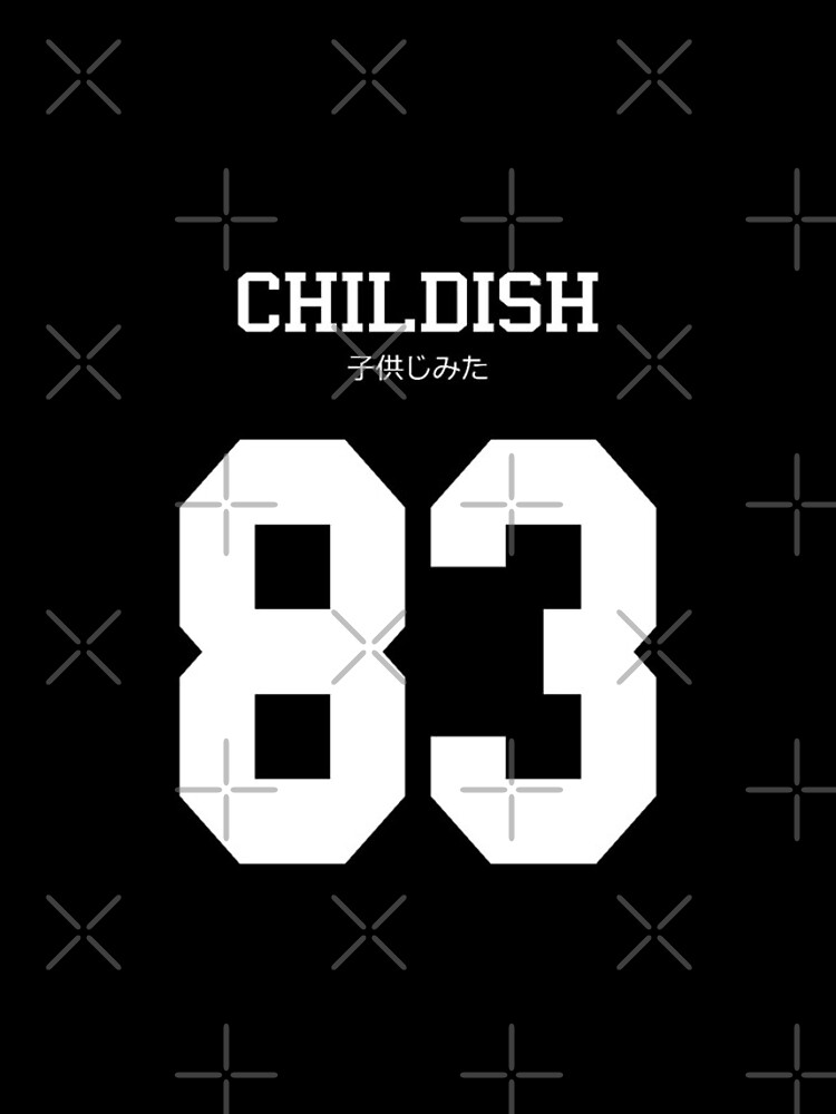 Childish Jersey by ngud