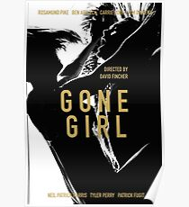 GONE GIRL 5 Poster