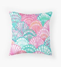 """Lilly """"Oh Shello"""" iPhone 5 and 6 Snap Case Throw Pillow"""