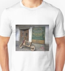 Carved Two Wheeler Unisex T-Shirt