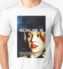 Mulholland Drive Movie Poster Unisex T-Shirt