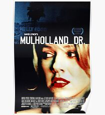 Mulholland Drive Movie Poster Poster