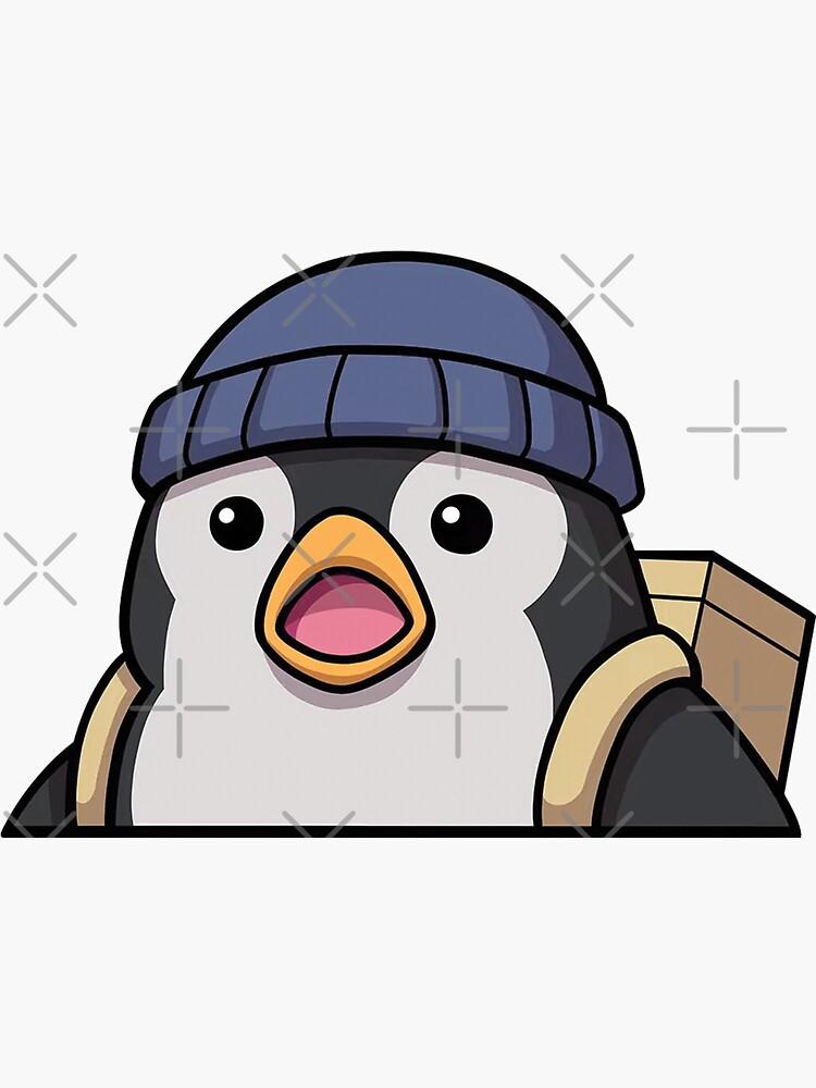 Surprised Penguin Spray by Gamingstop