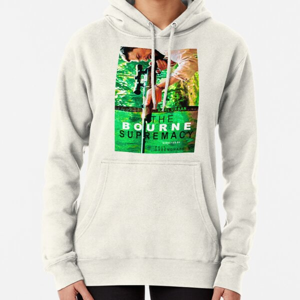 THE BOURNE SUPREMACY 4 Pullover Hoodie
