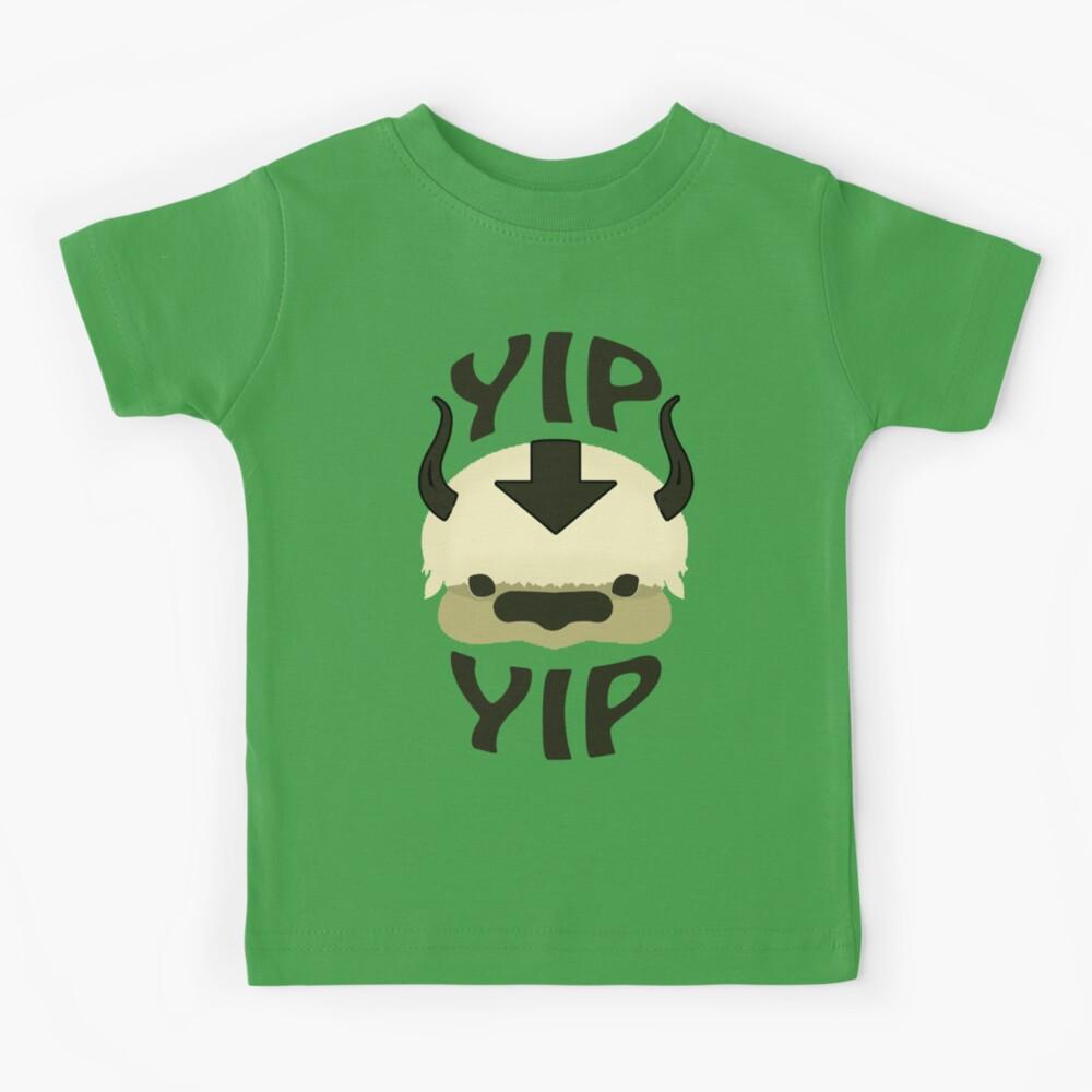 YIP YIP APPA! Kids T-Shirt