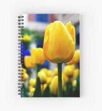 Tulips (Horizontal) Spiral Notebook