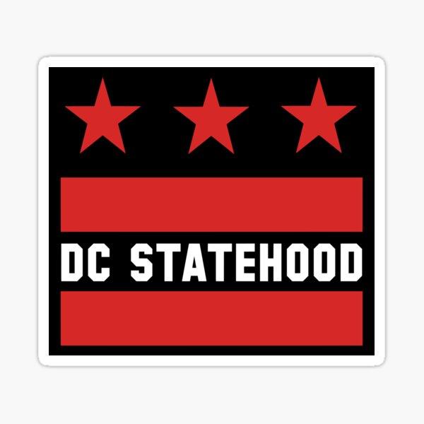 DC Statehood 51st Sticker