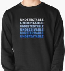 Undetectable Pullover