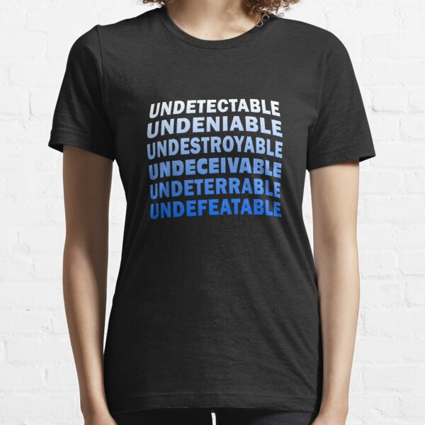 Undetectable Essential T-Shirt