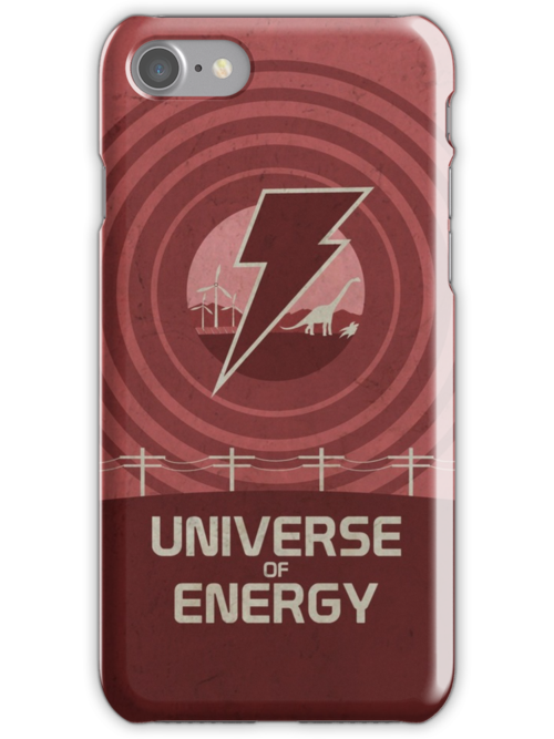 Universe of Energy by scbb11Sketch