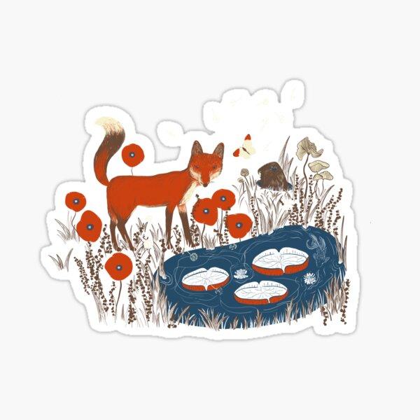 The Four Elements- Sage Sticker