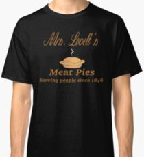 Sweeney Todd - Mrs. Lovett's Meat Pies Classic T-Shirt