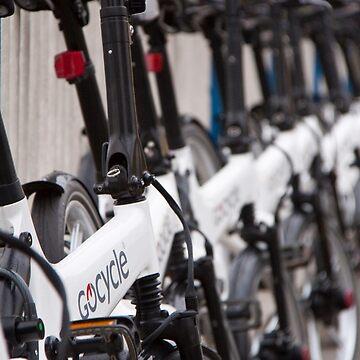 Gooooo Cycle by RichardKeech