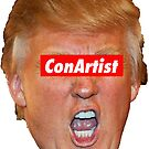 Trump Con Artist by Thelittlelord