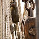 Block and Tackle by Richard Keech