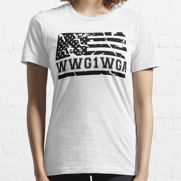 WWG1WGA Essential T-Shirt