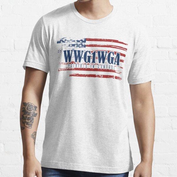 WWG1WGA T-shirt essentiel
