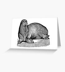 Long in the Tooth  Greeting Card