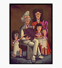 Fischoeder Family Portrait Photographic Print