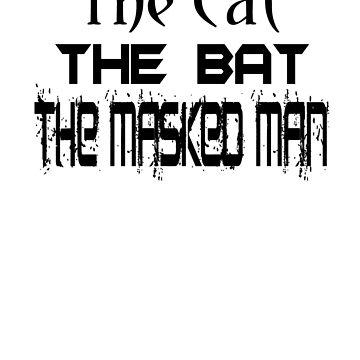 Cat Bat Mercenary by PwCxM