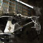 trike downstairs by Nikolay Semyonov