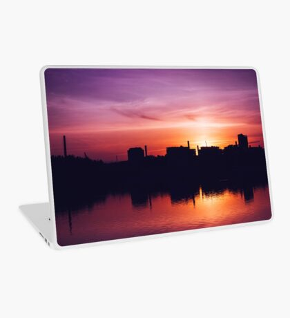 Random Project 107 (Studio pouches, laptop skin/sleeve) Laptop Skin