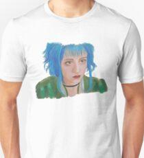 Scott Pilgrim - Ramona Flowers Unisex T-Shirt
