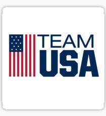 Team USA Olympics 2016 Sticker