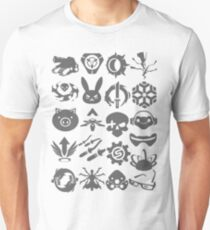 Ultimate Abilities - Gray  Unisex T-Shirt