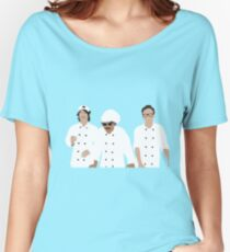 Menschlicher Kuchen Loose Fit T-Shirt