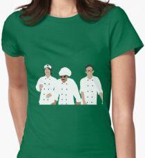 Camiseta entallada Torta humana