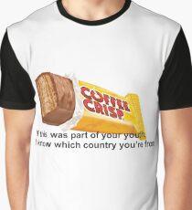 Coffee Crisp Canadian Graphic T-Shirt