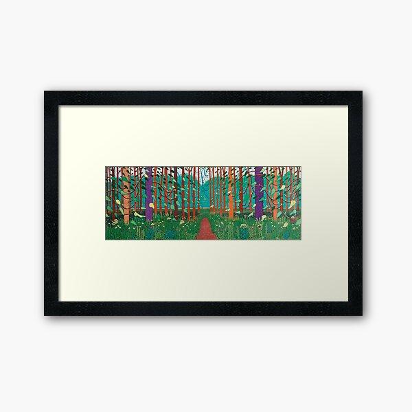 The Arrival of Spring Framed Art Print