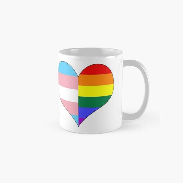 Trans be true to yourself Classic Mug