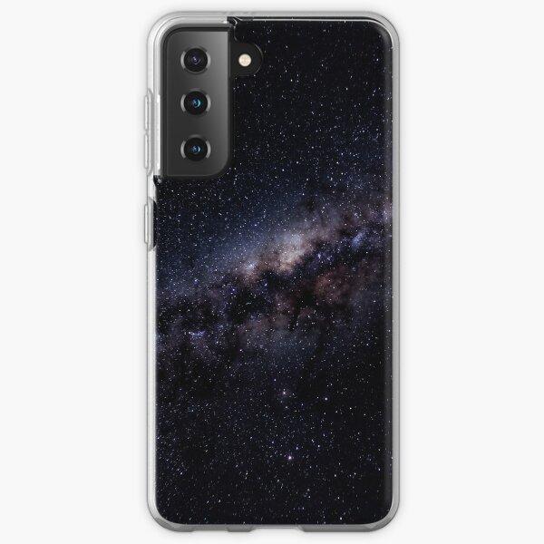Milkway Galaxy Samsung Galaxy Soft Case
