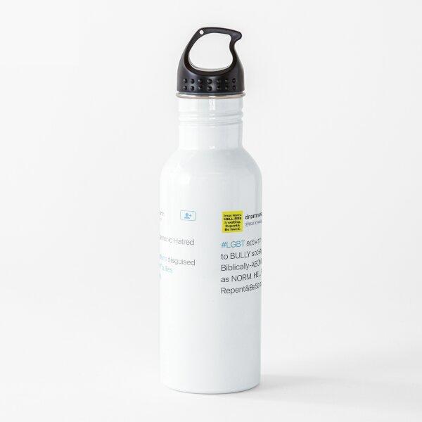 LGBT Hellfire is Waiting! Water Bottle