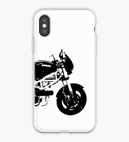 blackati iPhone Case