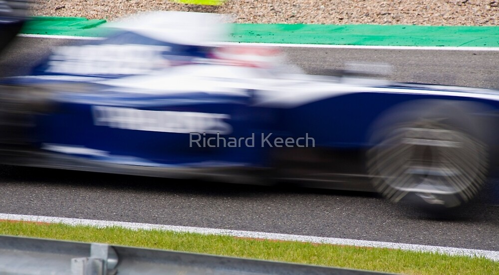 Williams by Richard Keech