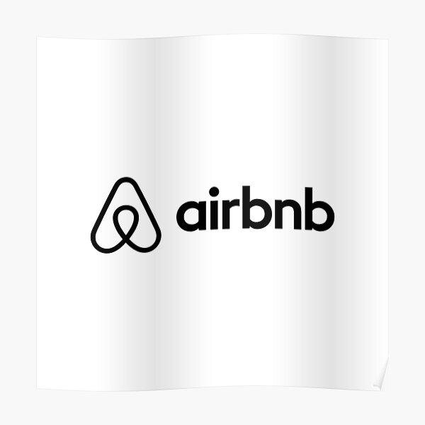 BEST SELLER - Airbnb Merchandise Poster