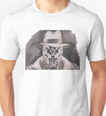Watchmen - Rorshach Ink Portrait T-Shirt